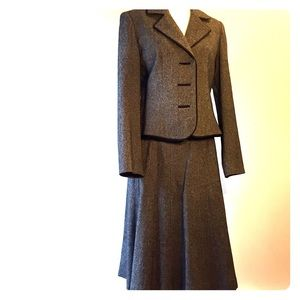 David brooks skirt suit